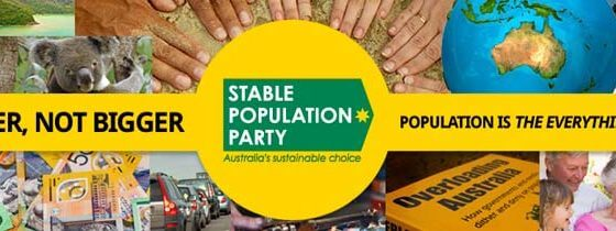 The Stable Population Party - Population and Asylum Seekers 10