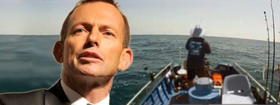 Mr. Abbott Fishes For Votes On The Gold Coast, After Labor Locks Up Fisheries 9