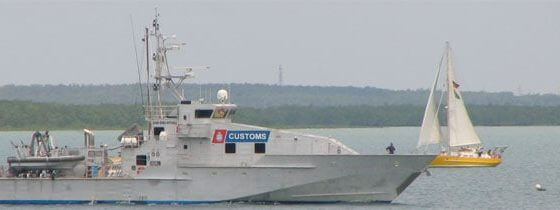 Australia Helps Sri Lanka Disrupt People Smugglers With Patrol Boat Gift 5