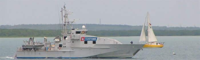 Australia Helps Sri Lanka Disrupt People Smugglers With Patrol Boat Gift