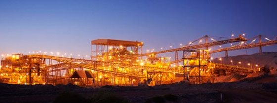Newscrest Mining Plant