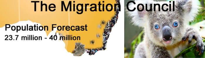 migration council projection