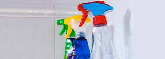 phthalates in cleaning fluid.