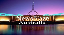 NewsBlaze Australia footer